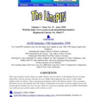 LincPin Volume 1 Issue 11