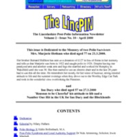 LincPin Volume 2 Issue 10