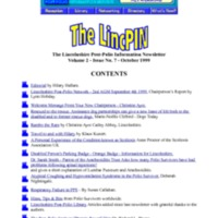 LincPin Volume 2 Issue 7