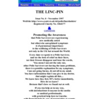 LincPin Volume 1 Issue 8