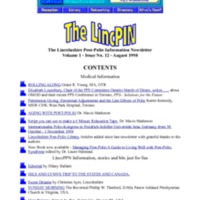 LincPin Volume 1 Issue 12