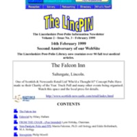 LincPin Volume 2 Issue 3