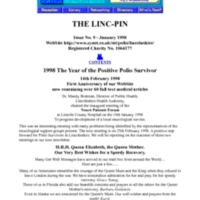 LincPin Volume 1 Issue 9