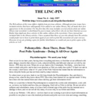 LincPin Volume 1 Issue 6