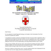 LincPin Volume 2 Issue 2