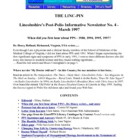 LincPin Volume 1 Issue 4