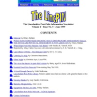 LincPin Volume 2 Issue 5