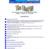 LincPin Volume 2 Issue 11