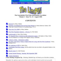 LincPin Volume 2 Issue 12