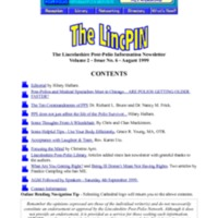 LincPin Volume 2 Issue 6